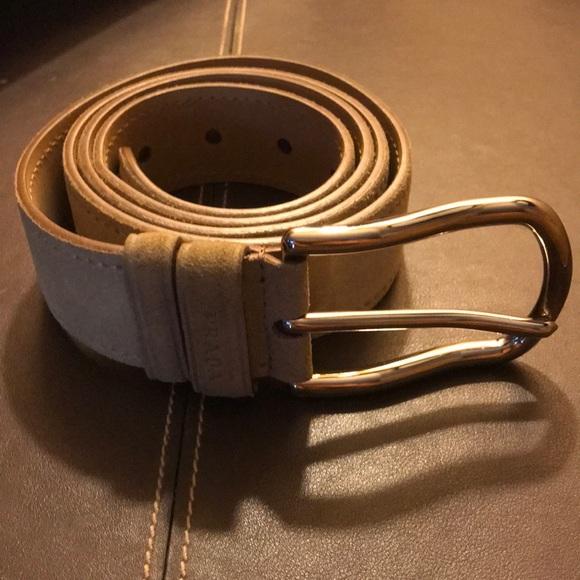 Prada Other - Prada Suede Belt
